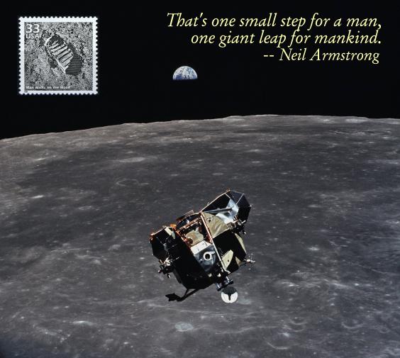 祝 月面着陸50年